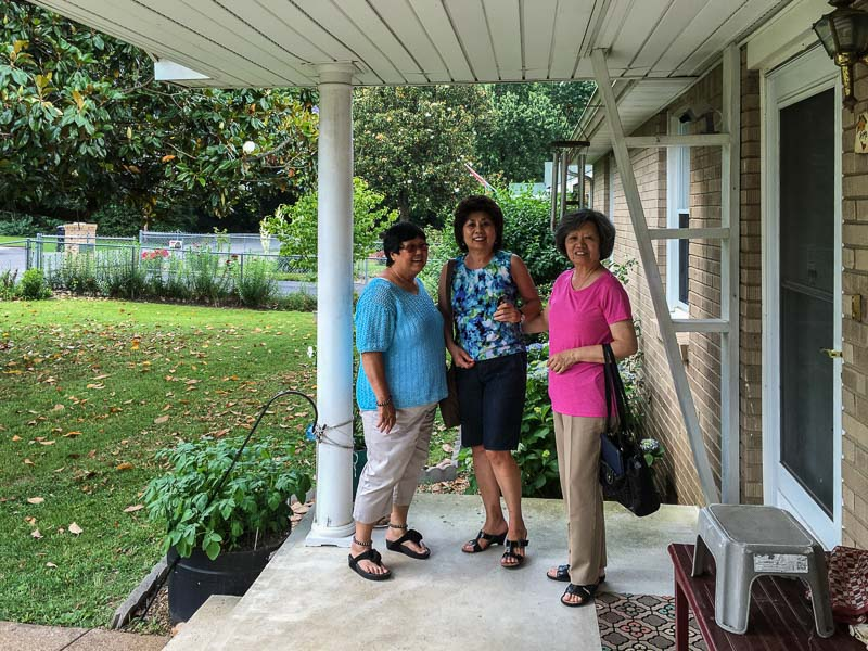 Lau, Angie, and ShaoLee McReynolds